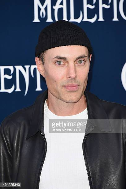 Actor James Haven attends the World Premiere of Disney's 'Maleficent' at the El Capitan Theatre on May 28 2014 in Hollywood California
