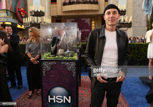 Actor James Haven attends the World Premiere Party For 'Maleficent' sponsored by HSN at the El Capitan Theatre on May 28 2014 in Hollywood California