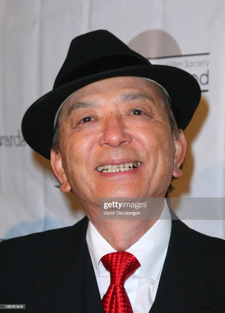 Actor James Hong arrives for the 39th Annual Annie Awards at Royce Hall, UCLA on February 4, 2012 in Westwood, California.