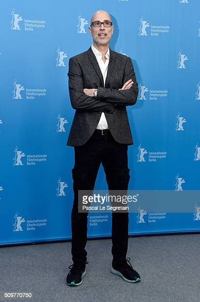 Actor James Hyndman attends the 'Boris without Beatrice' photo call during the 66th Berlinale International Film Festival Berlin at Grand Hyatt Hotel...