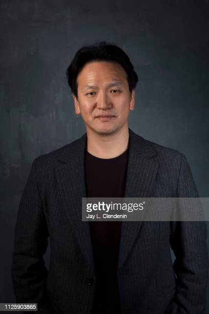 Actor James Kang from 'Ms Purple' is photographed for Los Angeles Times on January 25 2019 at the 2019 Sundance Film Festival in Salt Lake City Utah...