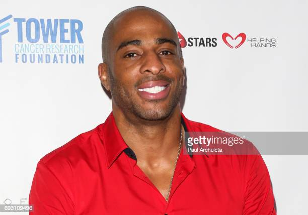 Actor James Lesure attends the 4th annual 'Ante Up For A Cancer Free Generation Poker Tournament And Casino Night' at Sofitel Los Angeles At Beverly...