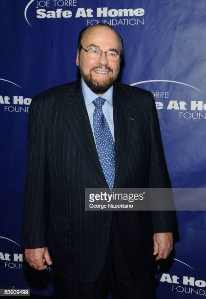 Actor James Lipton attends the 6th annual Joe Torre Safe at Home Foundation Gala at Pier 60 at Chelsea Piers on November 7, 2008 in New York City.