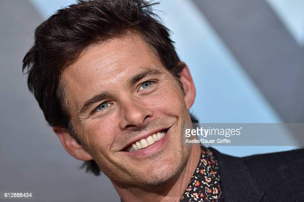Actor James Marsden arrives at the premiere of HBO's 'Westworld' at TCL Chinese Theatre on September 28, 2016 in Hollywood, California.