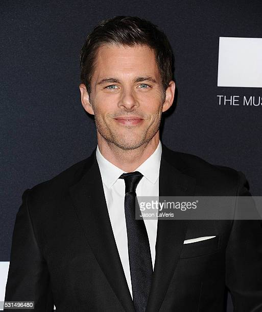 Actor James Marsden attends the 2016 MOCA Gala at The Geffen Contemporary at MOCA on May 14 2016 in Los Angeles California