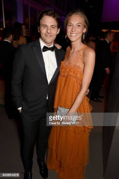 Actor James Marsden attends the 2017 Vanity Fair Oscar Party hosted by Graydon Carter at Wallis Annenberg Center for the Performing Arts on February...