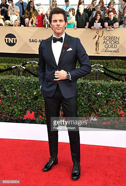Actor James Marsden attends The 23rd Annual Screen Actors Guild Awards at The Shrine Auditorium on January 29 2017 in Los Angeles California 26592_008