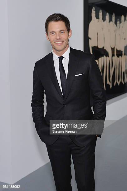 Actor James Marsden attends the MOCA Gala 2016 at The Geffen Contemporary at MOCA on May 14 2016 in Los Angeles California