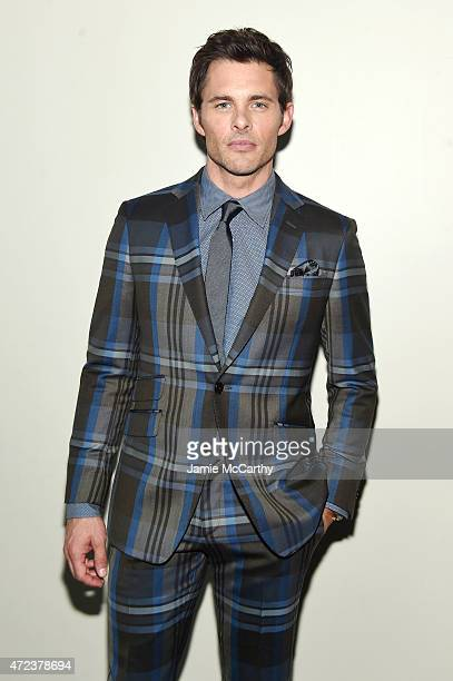 Actor James Marsden attends the New York premiere of IFC Films' The D Train hosted by The Cinema Society Banana Boat at Landmark's Sunshine Cinema on...