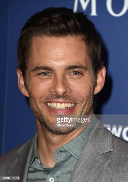 Actor James Marsden attends the The Hollywood Foreign Press Association Installation Dinner at The Beverly Hilton Hotel on August 14 2014 in Beverly...
