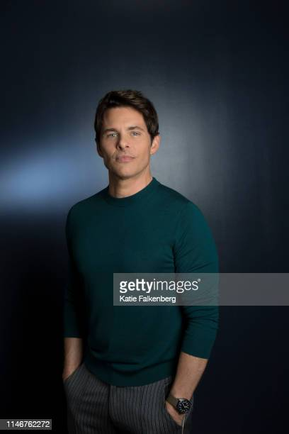 Actor James Marsden is photographed for Los Angeles Times on April 8 2019 in West Hollywood California PUBLISHED IMAGE CREDIT MUST READ Katie...
