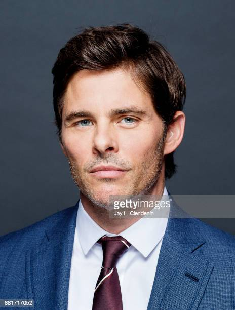 Actor James Marsden of HBO's 'Westworld' is photographed for Los Angeles Times on March 25 2017 in Los Angeles California PUBLISHED IMAGE CREDIT MUST...
