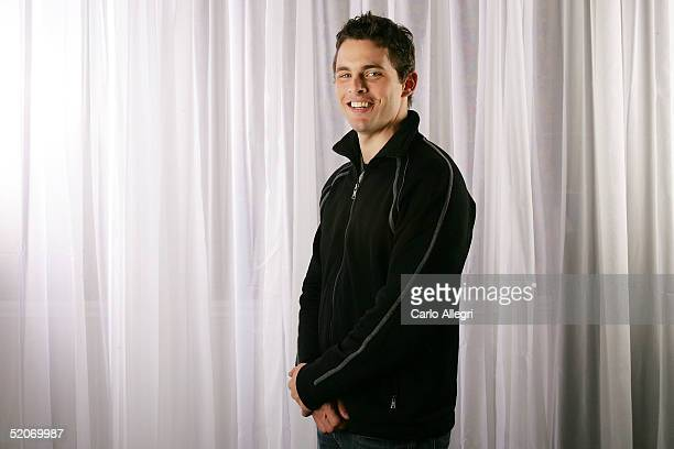Actor James Marsden of the film Heights poses for portraits during the 2005 Sundance Film Festival January 26 2005 in Park City Utah