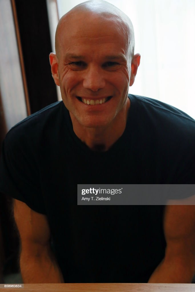 Actor James Marshall, who portrayed the character James Hurley in the TV show Twin Peaks, poses for a photograph during the Twin Peaks UK Festival 2017 at Hornsey Town Hall Arts Centre on October 8, 2017 in London, England. Created by writer Mark Frost and director David Lynch, the American television serial drama 'Twin Peaks' first aired in the United Kingdom in 1990. The inaugural Twin Peaks UK Festival was in 2010 with this year's festival following on the heels of Showtime's summer limited event Season Three of Twin Peaks 'The Return' over twenty-five years later.