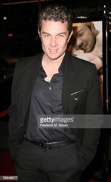 Actor James Marsters attends the Warner Bros' film premiere of 'PS I Love You' at Grauman's Chinese Theatre on December 9 2007 in Hollywood California