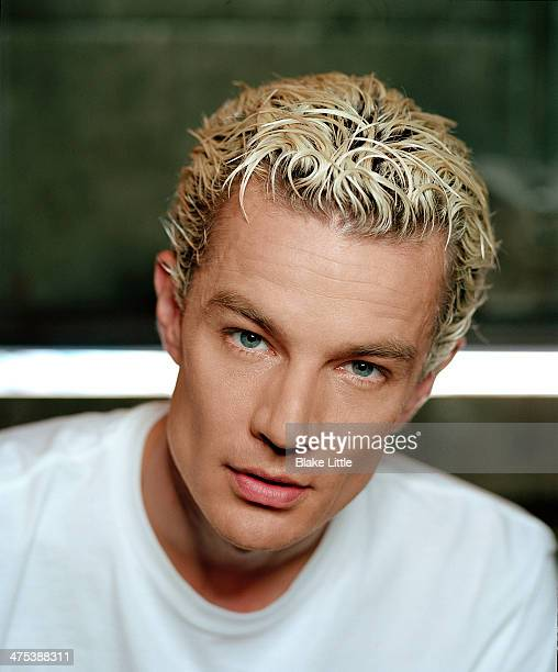 Actor James Marsters photographed in 2001 in Los Angeles California PUBLISHED IMAGE