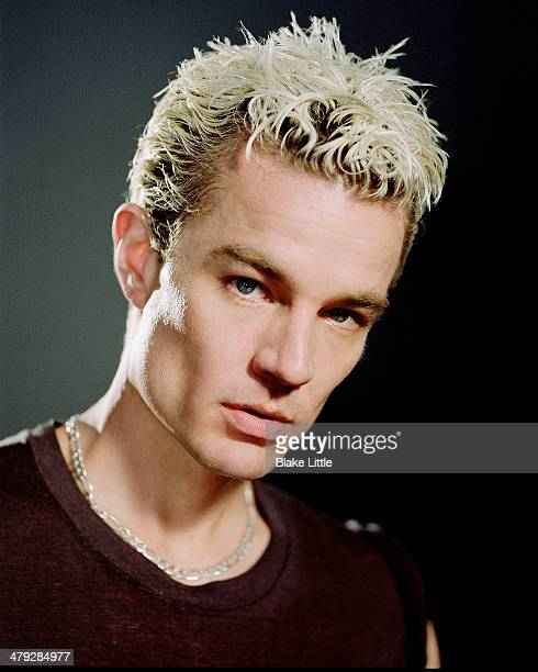 Actor James Marsters photographed in 2001 in Los Angeles California