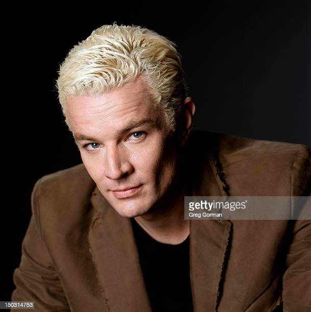 Actor James Marsters poses for Venice Magazine in 2003 in Los Angeles California