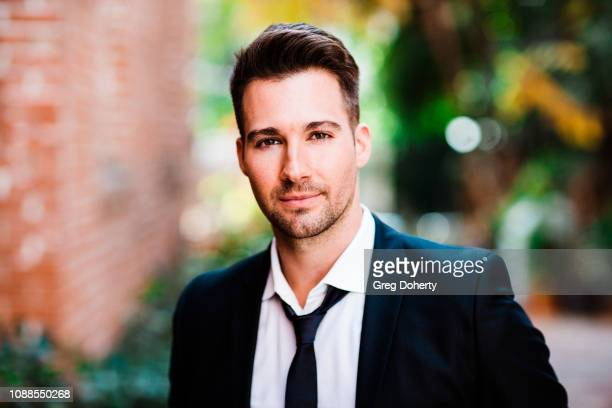 Actor James Maslow attends TAPGiveback Day on January 24 2019 in Los Angeles California
