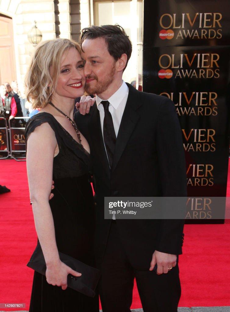 Olivier Awards 2012 - Arrivals : Nachrichtenfoto
