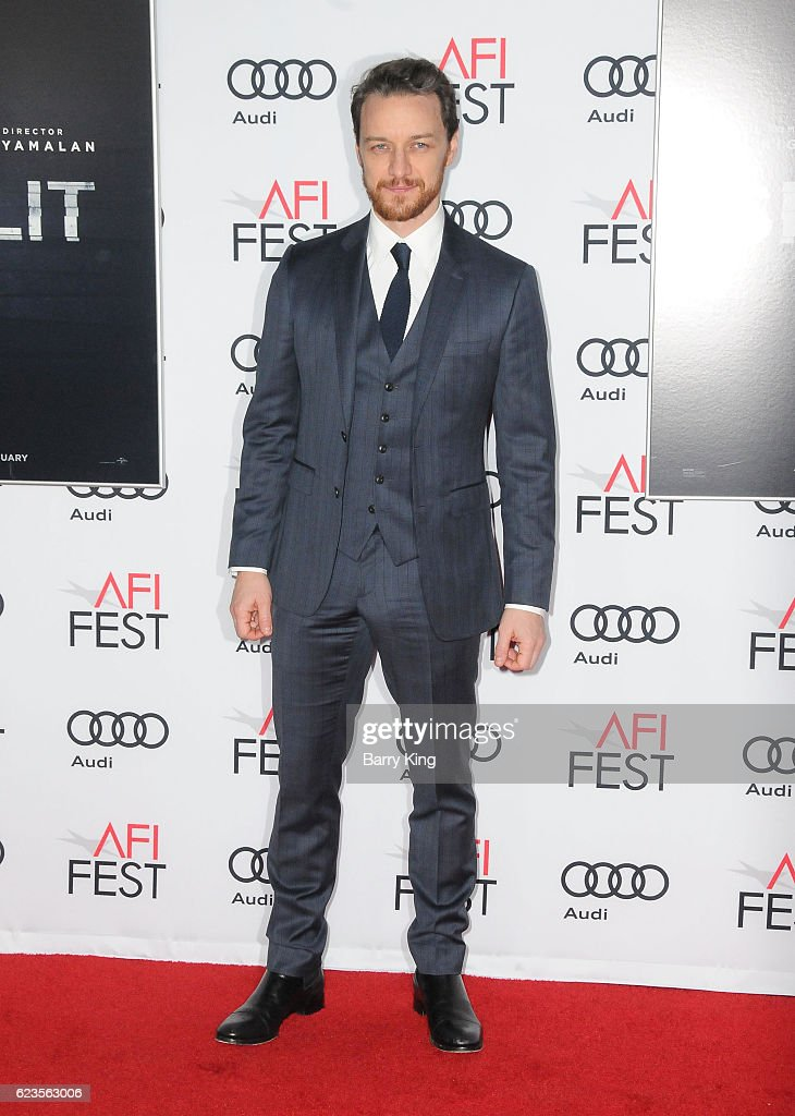 "AFI FEST 2016 Presented By Audi - Screening Of Universal Pictures' ""Split"" - Arrivals"