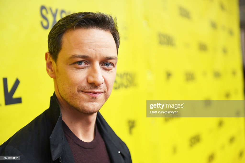 Actor James McAvoy attends the 'Atomic Blonde' premiere 2017 SXSW Conference and Festivals on March 12, 2017 in Austin, Texas.
