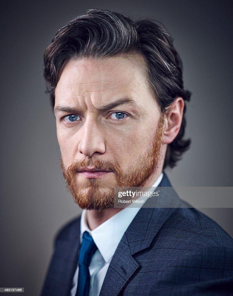 James McAvoy, Times magazine UK, March 30, 2015