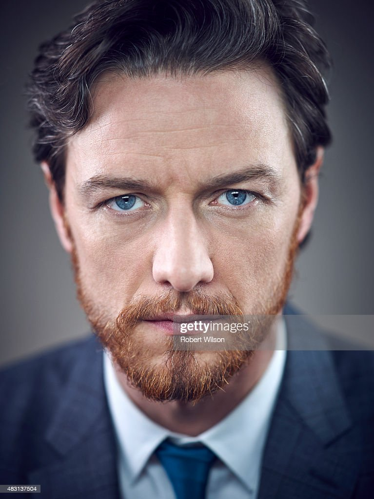 James McAvoy, Times magazine UK, March 30, 2015