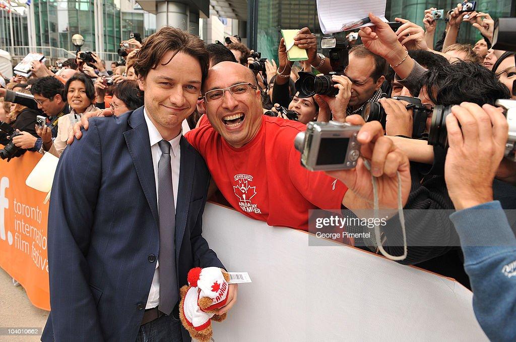 """The Conspirator"" Premiere - Red Carpet - 2010 Toronto International Film Festival : News Photo"