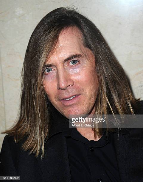 Actor James Mitchell attends The Hollywood Show held at The Westin Los Angeles Airport on January 7 2017 in Los Angeles California