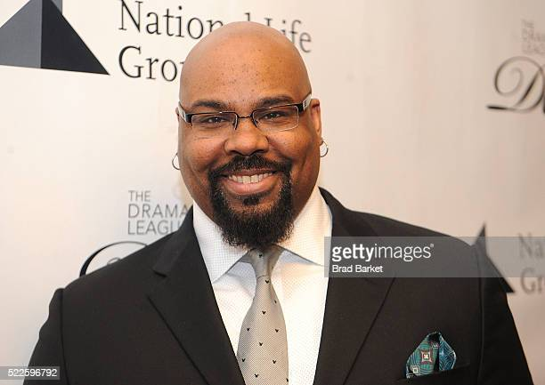 Actor James Monroe Inglehart attends the 2016 Drama League Award Nominee Announcement Ceremony at Sardi's on April 20, 2016 in New York City.