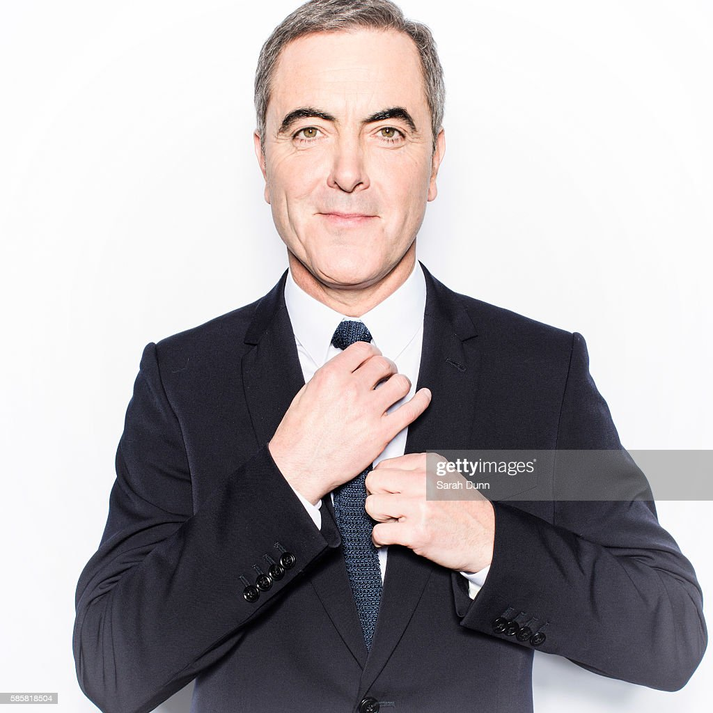Actor James Nesbitt is photographed for Empire magazine on March 29, 2015 in London, England.