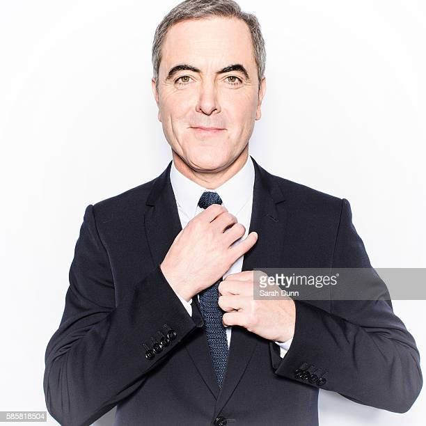 Actor James Nesbitt is photographed for Empire magazine on March 29 2015 in London England