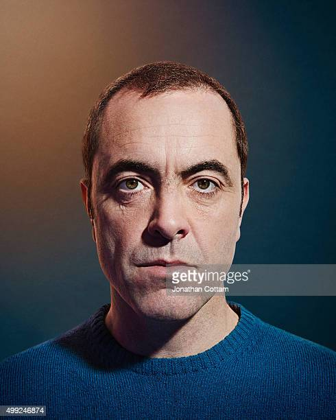 Actor James Nesbitt is photographed on April 27 2009 in London England