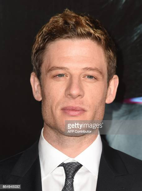 Actor James Norton arrives for the world premiere of Columbia Pictures' 'Flatliners' September 27 2017 at The Theatre at the Ace Hotel in Los Angeles...