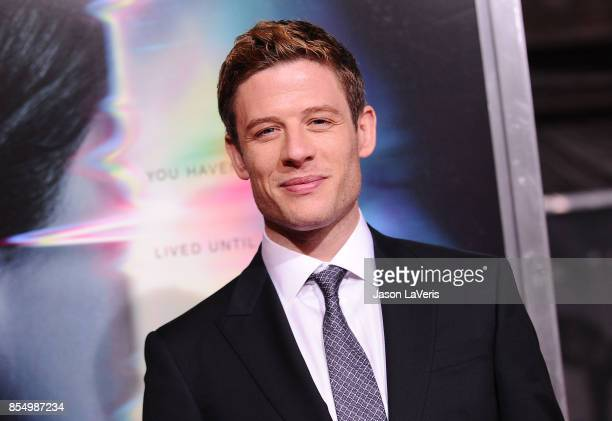 Actor James Norton attends the premiere of 'Flatliners' at The Theatre at Ace Hotel on September 27 2017 in Los Angeles California