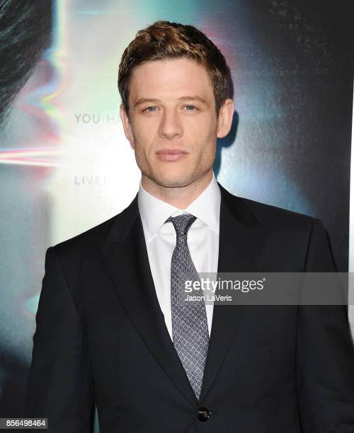 Actor James Norton attends the premiere of Flatliners at The Theatre at Ace Hotel on September 27 2017 in Los Angeles California