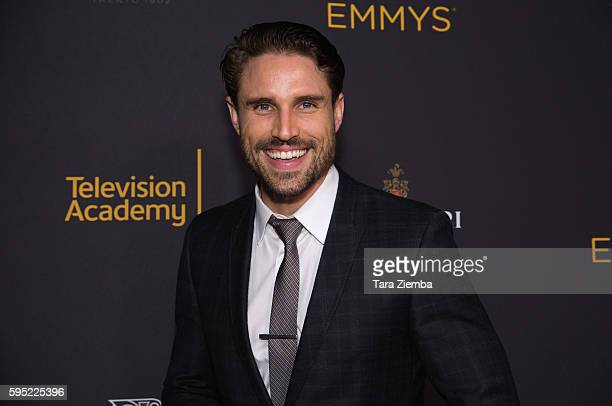 Actor James O'Halloran attends Television Academy's Daytime Television Celebration at Saban Media Center on August 24 2016 in North Hollywood...