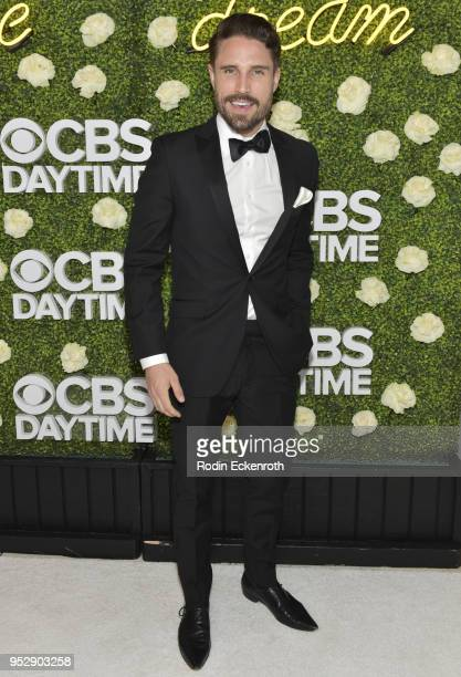 Actor James O'Halloran attends the CBS Daytime Emmy After Party at Pasadena Convention Center on April 29 2018 in Pasadena California
