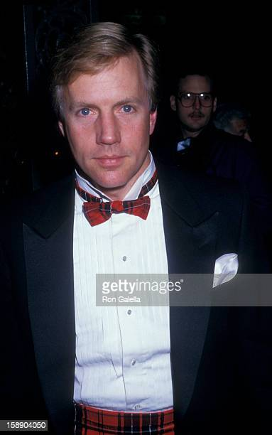 Actor James Parker attends 13th Annual People's Choice Awards on March 15 1987 at the Santa Monica Civic Auditorium in Santa Monica California
