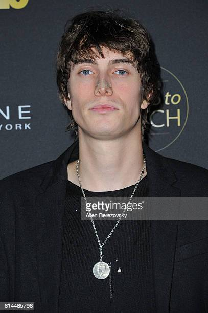 """Actor James Paxton attends People's """"Ones To Watch"""" party at E.P. & L.P. On October 13, 2016 in West Hollywood, California."""