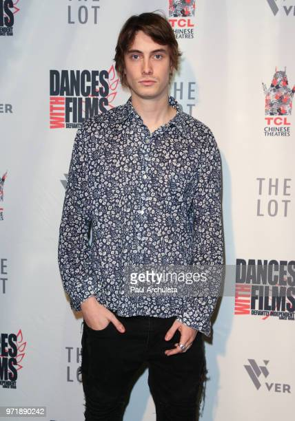 """Actor James Paxton attends the screening of """"An American In Texas"""" at the 2018 Dances With Films Festival at TCL Chinese 6 Theatres on June 11, 2018..."""