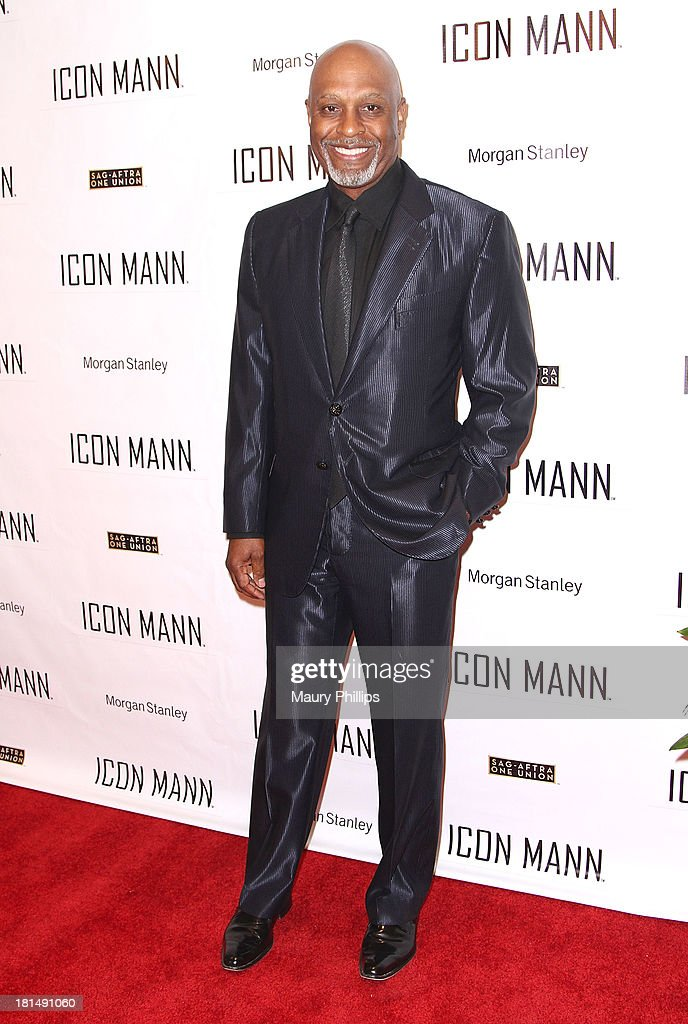 Actor James Pickens Jr. arrives at the ICON MANN's Black Men in Entertainment & Multimedia Pre-Emmy Dinner on September 20, 2013 in Beverly Hills, California.