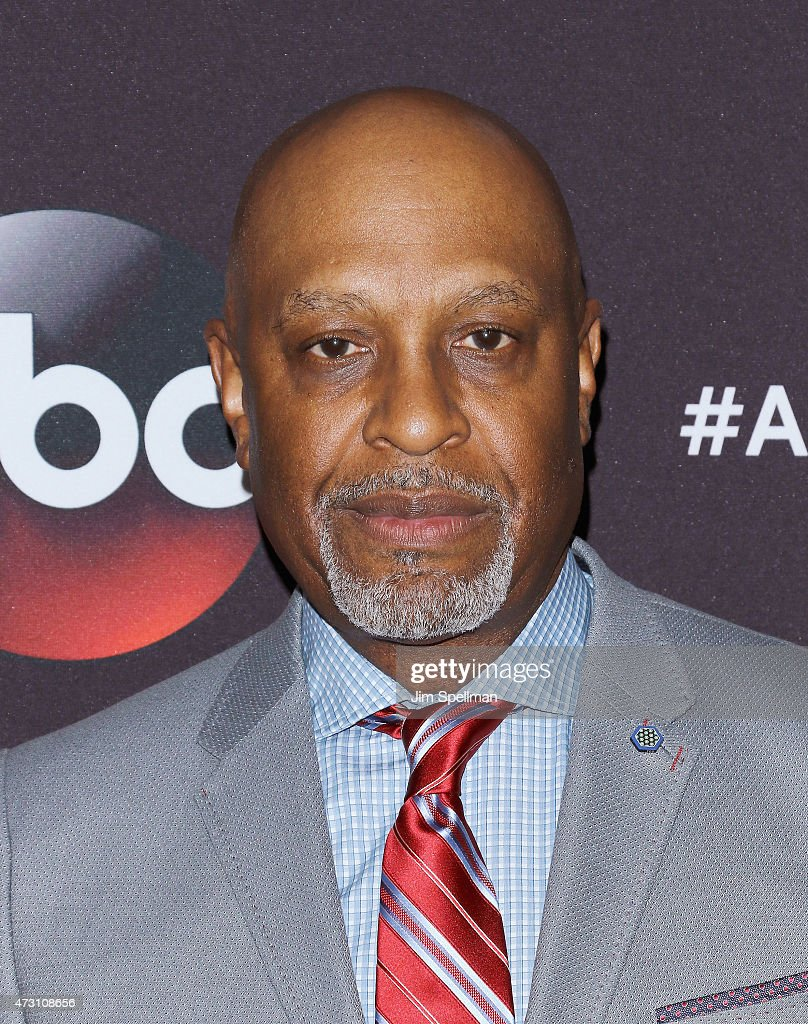 Actor James Pickens Jr. attends the 2015 ABC upfront presentation at Avery Fisher Hall at Lincoln Center for the Performing Arts on May 12, 2015 in New York City.