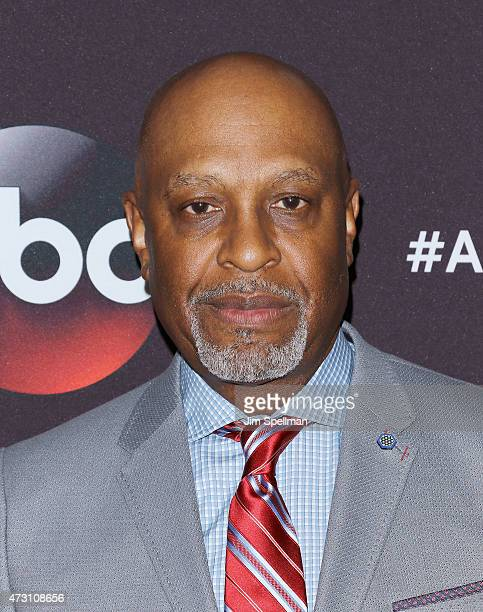 Actor James Pickens Jr attends the 2015 ABC upfront presentation at Avery Fisher Hall at Lincoln Center for the Performing Arts on May 12 2015 in New...