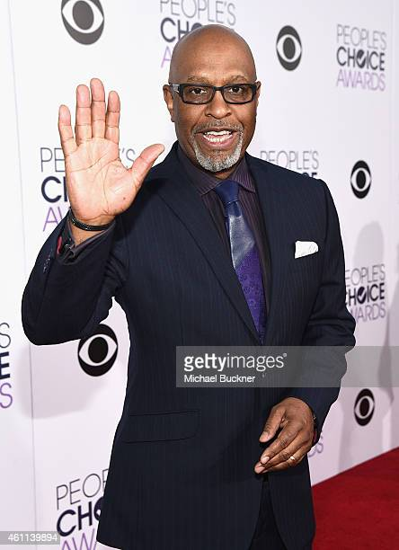 Actor James Pickens Jr attends The 41st Annual People's Choice Awards at Nokia Theatre LA Live on January 7 2015 in Los Angeles California