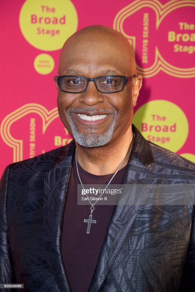 Actor James Pickens Jr. attends the Opening Night Of 'Born For This' at The Broad Stage on July 20, 2017 in Santa Monica, California.