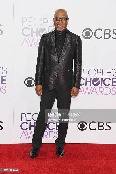 Actor James Pickens Jr attends the People's Choice Awards 2017 at Microsoft Theater on January 18 2017 in Los Angeles California