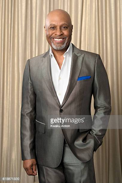 Actor James Pickens Jr is photographed at the Black Men in Hollywood Dinner for Essence Magazine on February 2 2006 in Hollywood California