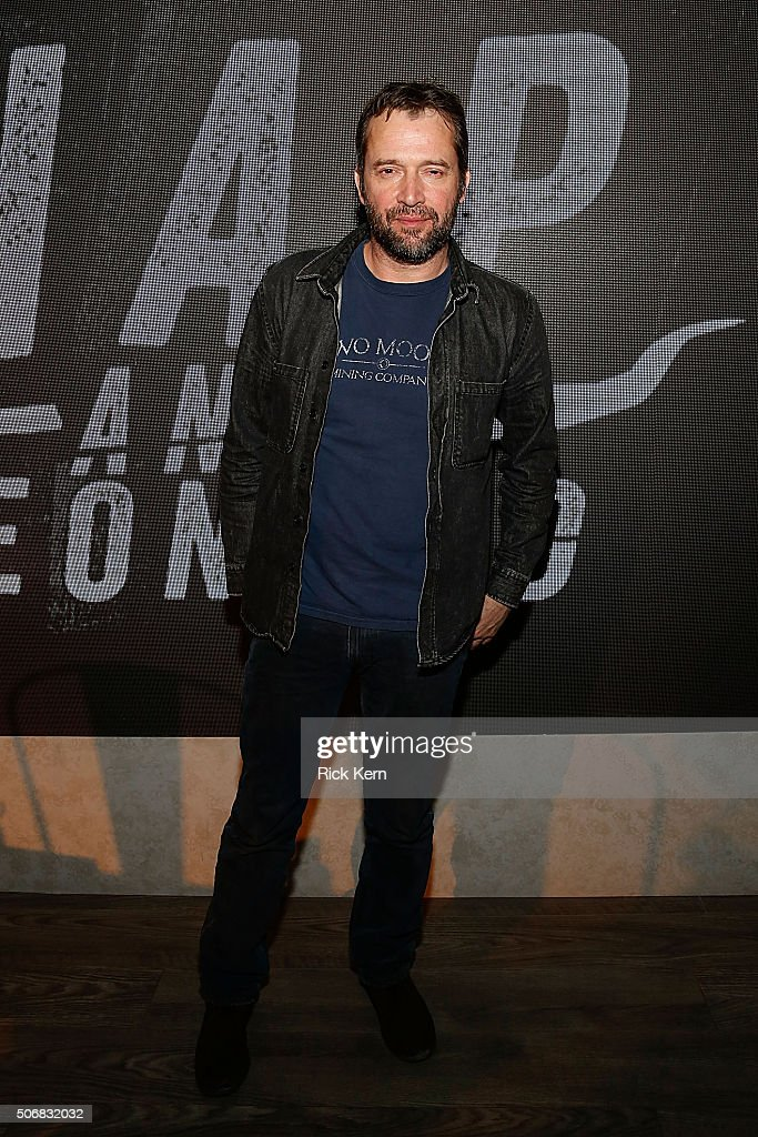 SundanceTV's Hap And Leonard Screening - 2016 Park City